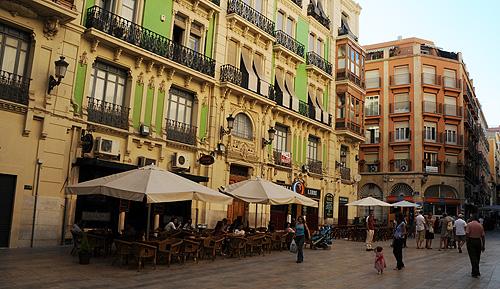 Alicante - Gamleby El Barrio