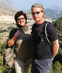 Martin og Angela
