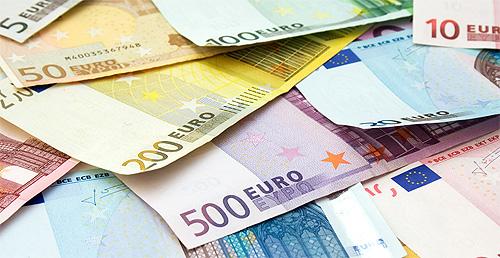 Euro Spania økonomi