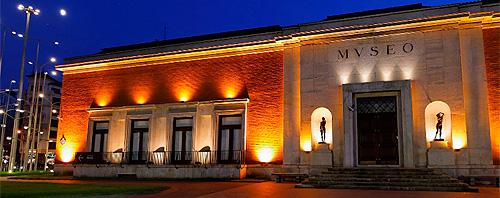 Kunstmuseum i Bilbao