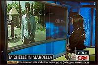 Fru Obama til Marbella