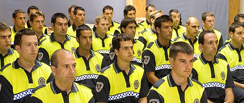 Mer politi til Orihuela