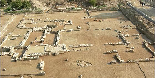 Villajoyosa romersk ruin