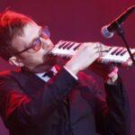 Suksess: Damon Albarn leverte festivalens beste konsert.