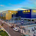 Suksess: Møbelkjeden Ikea er godt fornøyd med besøkstallene for den første måneden i dens nye varehus i Valencia.