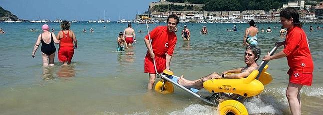 Nyttig: TUR4all gir nyttig informasjon om 1.800 turiststeder og severdigheter over hele Spania som er spesielt tilpasset funksjonshemmede.