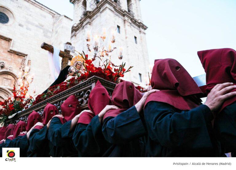 Påsken i Spania