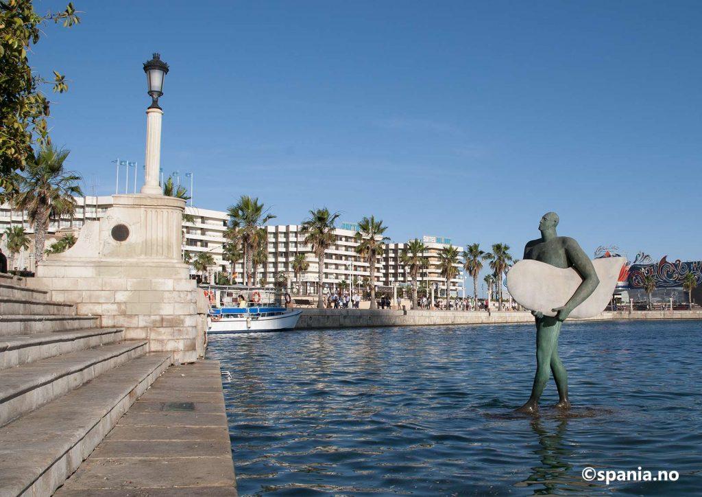 Alicante standpromenade