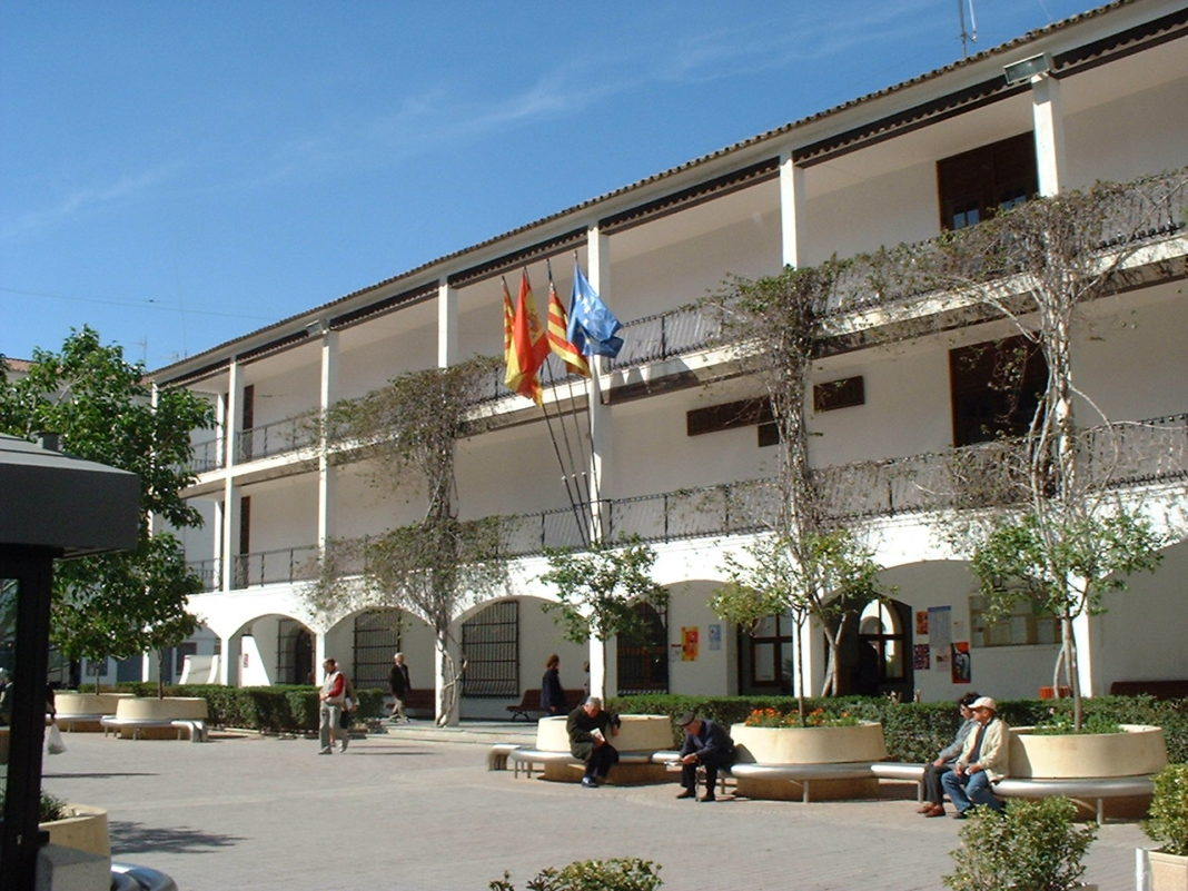 Illustrasjonsfoto: Rådhuset i Altea (Alicante-provinsen)