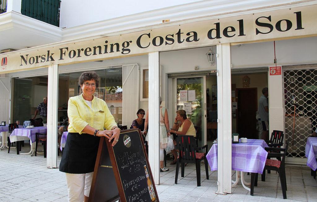 Norsk Forening Costa Del Sol I Fuengirola Alicante Malaga Gran