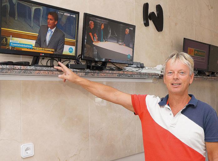 Norsk TV i Spania