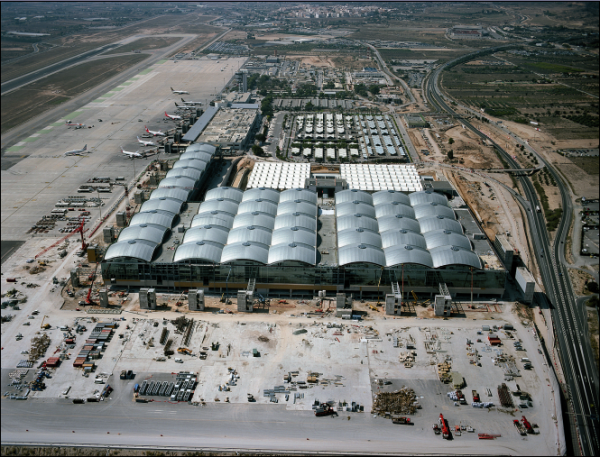 Alicante flyplass med ny passasjer-rekord