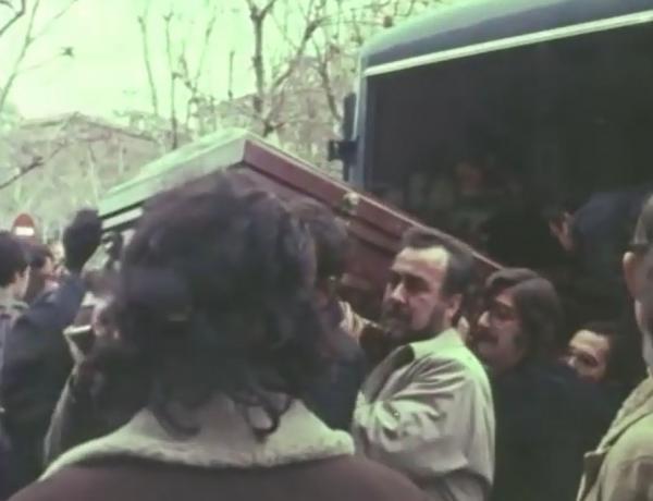 Foto: Drapene i Madrid 24. januar 1977 ble et vendepunkt i overgangen fra diktatur til demokrati i Spania.