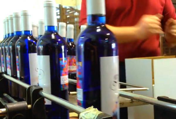 Blå vin får ikke hete vin