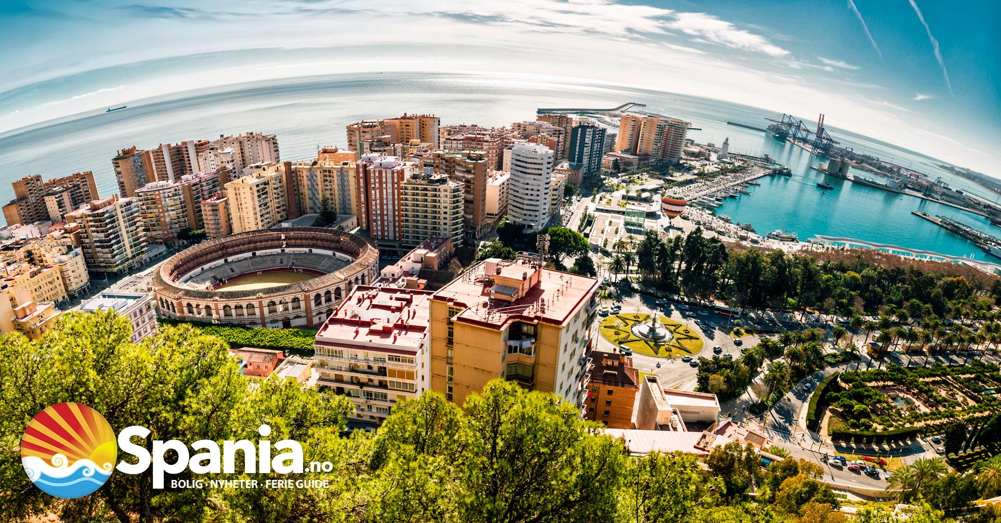 Málaga Og Costa Del Sol Severdigheter Historie Og Shopping