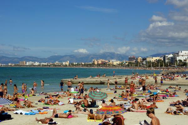 Foto: Palma de Mallorca, Balearene.