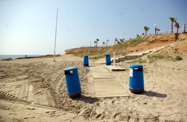 Foto: (Illustrasjon) Playa Flamenca, Orihuela.
