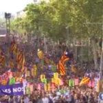 Foto: «Jeg er ikke redd» er blitt det samlende budskapet i Catalonia etter terrorangrepet i Barcelona og Cambrils den 17. og 18. august i år. Lørdag 26. august hadde en halv million mennesker stilt opp i minnemarkeringen for ofrene.