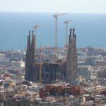 Foto: Det skal være planleggingen av strekningen Valencia-Castellón som har skapt problemer for AVE-forbindelsen til Barcelona. I følge spanske aviser erprosjektet tilny utredning og påbegynnelse for konstruksjon satt i 2019 (Sagrada Familia, Barcelona).