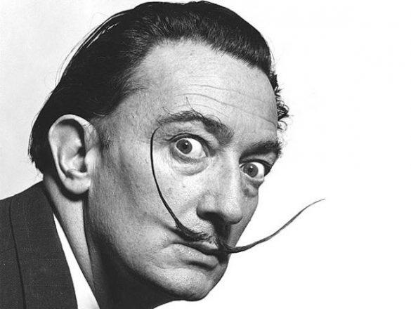 Foto:Farskapet til kvinnen som i flere år har hevdet å væreSalvador Dalís datter er avkreftet gjennom DNA-testing.