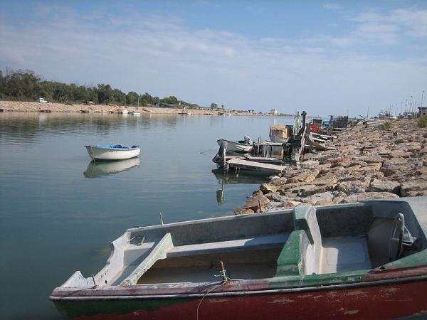 Bredere strender i Torrevieja og Guardamar med sand fra Segura-elven