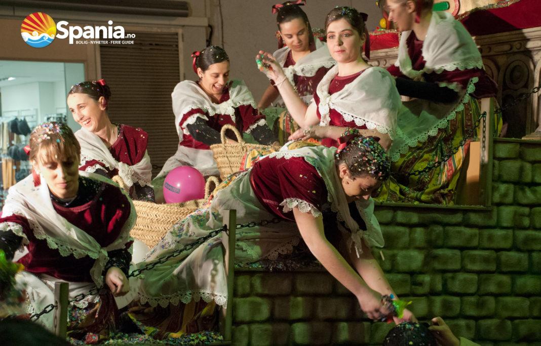Cabalgata de Reyes i Spania