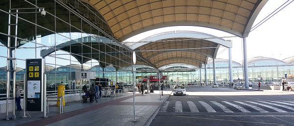 Alicante flyplass satte rekord i 2017