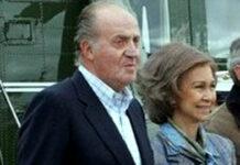 Foto: Juan Carlos ble innsatt som kongen av Spania den 22. november 1975 og ble ved tronen frem til sin abdikasjon den 19. juni 2014. Bildet viser den tidligere kongen sammen med kone Sofía av Spania.