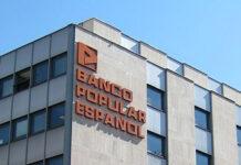 Foto: Banco Santander overtok den gjeldstyngede Banco Popular i juni 2017 for symbolske én euro. Den europeiske sentralbank (ECB) hadde på forhånd varslet bankes konkurs dersom ingen gikk inn med nye midler.