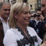Foto: Sonia Castedo var ordfører i Alicante fra 2008 og frem til 2014 da hun ble tvunget til å trekke seg etter flere år med anklager om korrupsjon. Partiet Esquerra Unida har også bedt om fengsel for hennes forgjenger Luis Díaz Alperi (PP), entreprenøren Enrique Ortiz og seks andre involverte.