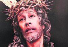 Foto: Dommen i Jaén kommer etter at det kristne brorskapet Hermandad de la Amargura i fjor anmeldte forholdet til politiet. Bildet som gutten hadde manipulert og lagt ut på internett var av brorskapets egen Jesus-figur.