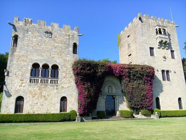 Franco-arvinger selger slott de ikke eier