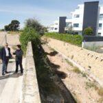 Foto: Med den nye broen over Barranco Soler, åpnes gaten San Miguel opp for gjennomkjøring. Kommunen i Alfaz del Pi mener dette vil avlaste trafikken inn og ut av Albir og gi færre biler i sentrum.
