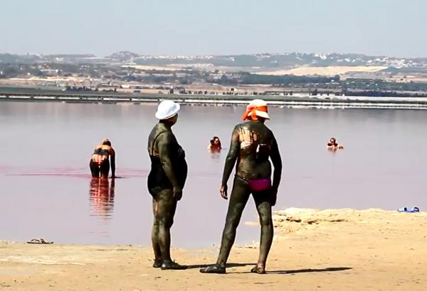 Foto: Torrevieja kommune annonserte i november i fjor at de ønsket å åpne for ferdsel i området. men at svømming var forbudt. Forslaget er nå godkjent fra regionale myndigheter og vil trolig også godkjennes av spanske kystmyndigheter.