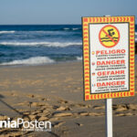 Strand på Gran Canaria