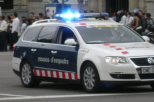 Skjøt etter bil i Torrevieja