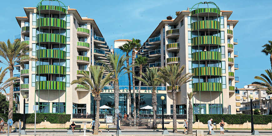 Hotel Kaktus i Albir forblir stengt ut juli.