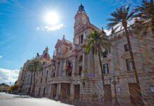 Rådhuset i Valencia