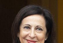 Spanias forsvarsminister Margarita Robles.