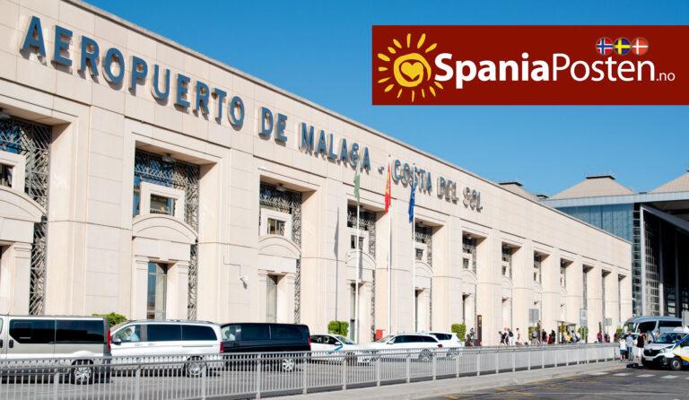 Rekordår for Malaga flyplass