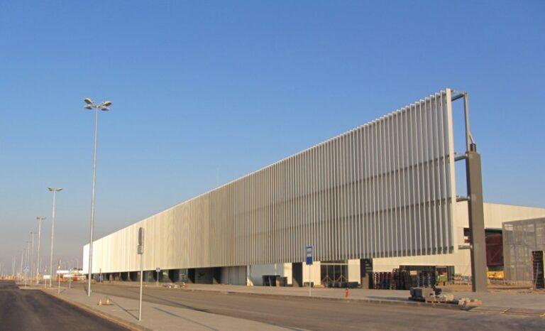 Murcias nye flyplass Corvera åpen for trafikk