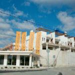 Det bygges mye i Mijas kommune. Dete avbildede byggeprosjekt ligger i Calahonda i Mijas kommune, ikke langt fra den norske sjømannskirken.