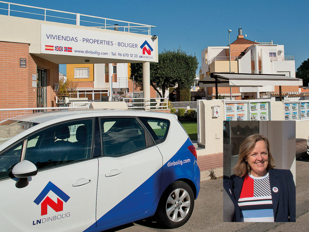 Mona Nielsen har meglet boliger i Torrevieja og Orihuela Costa i 20 over år