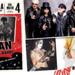 """I mai kommer Bob Dylan etterfulgt av Rod Stewart i juli. I juli måned opptrer Scorpions og norske Mayhem under """"Rock the Coast"""" festivalen."""