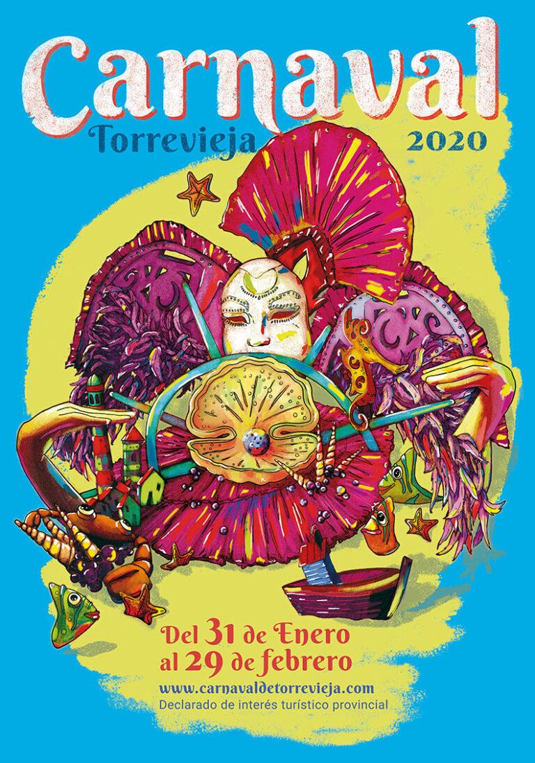 Karneval i Torrevieja 2020