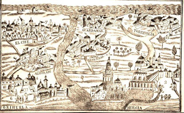 Katastrofalt jordskjelv i Torrevieja – 389 døde for 190 år siden