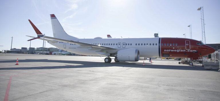 Norwegian setter Max-flyene på bakken – kansellerte avganger fra Malaga