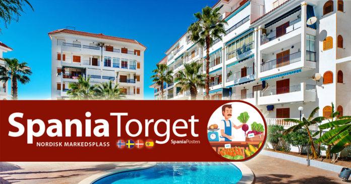 Utleie og salg av boliger i Spania - Alicante, Malaga og Kanariøyene.