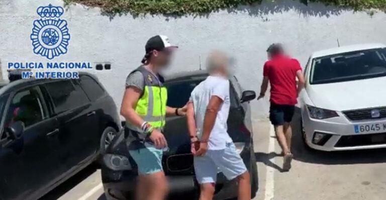 Dansk drapsmann pågrepet i Calpe