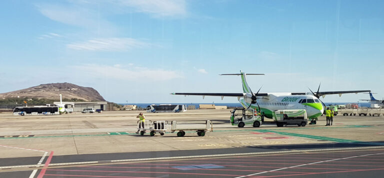 Ny direkterute fra Gran Canaria til Murcia